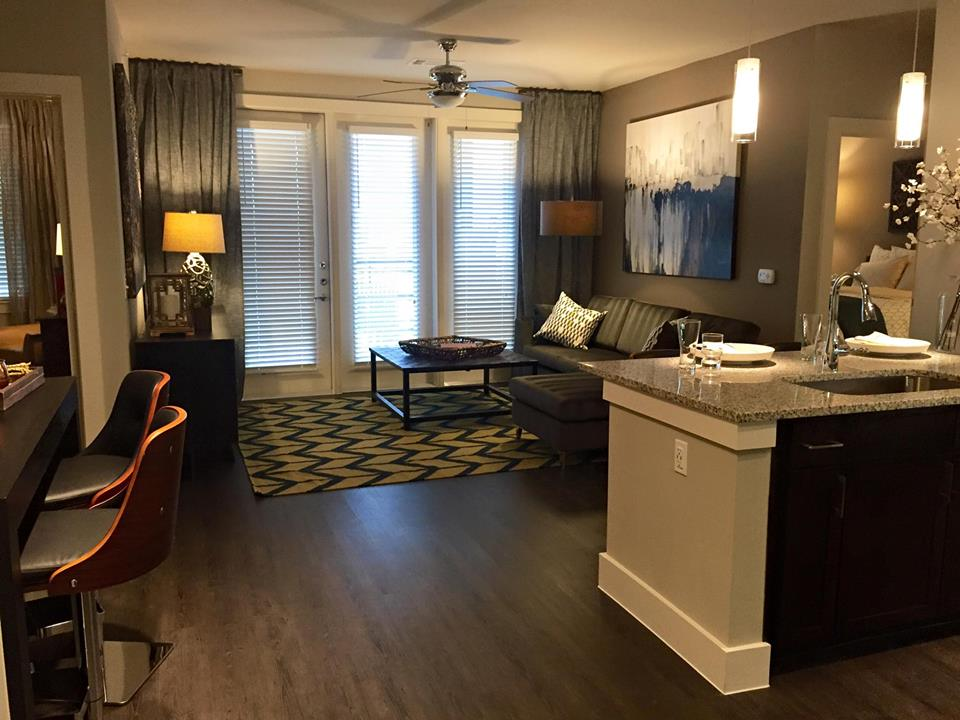 5 apartments built in the last 5 years near the galleria