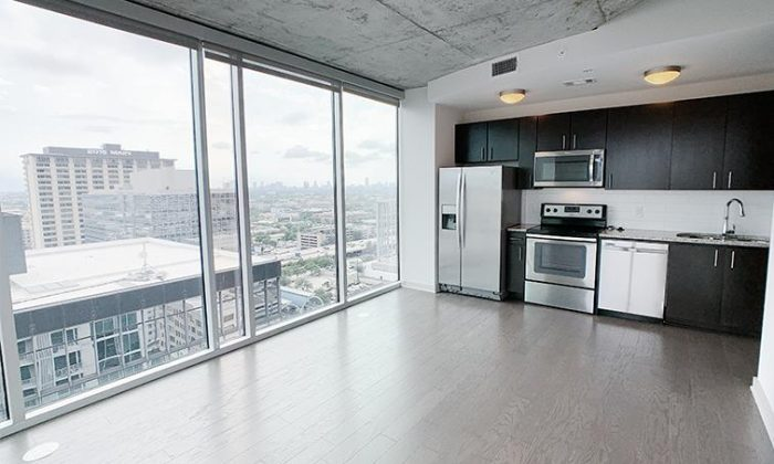 Downtown Houston Apartment