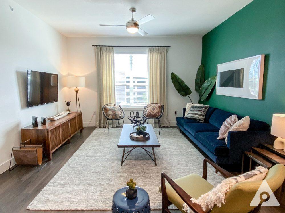 Austin apartment living