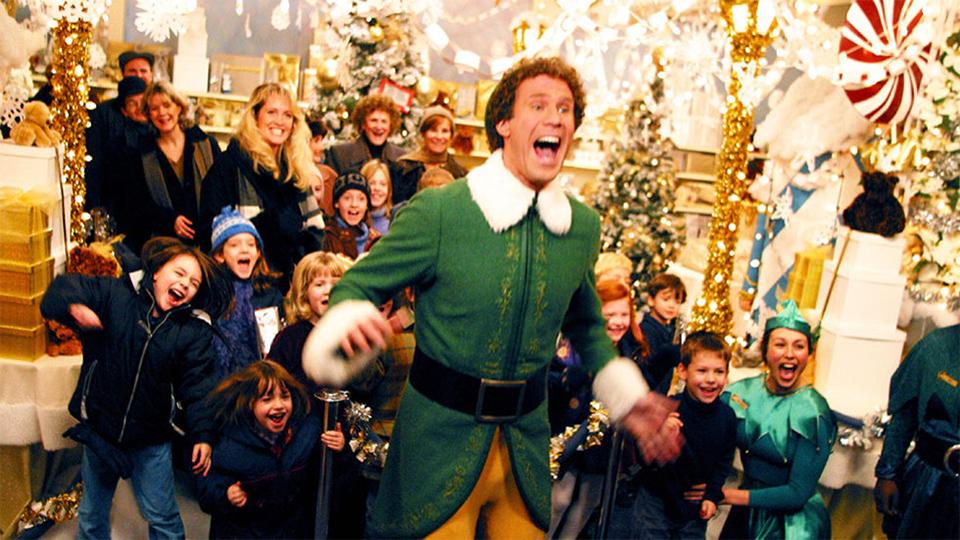 The movie Elf